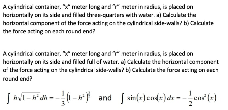 Engineering Questions