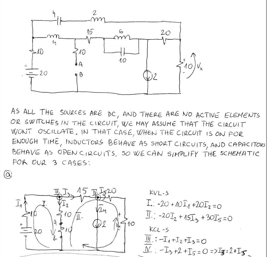 Circuit Analysis Question