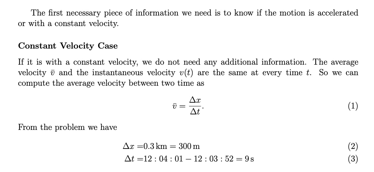 Mathematical Physics Question