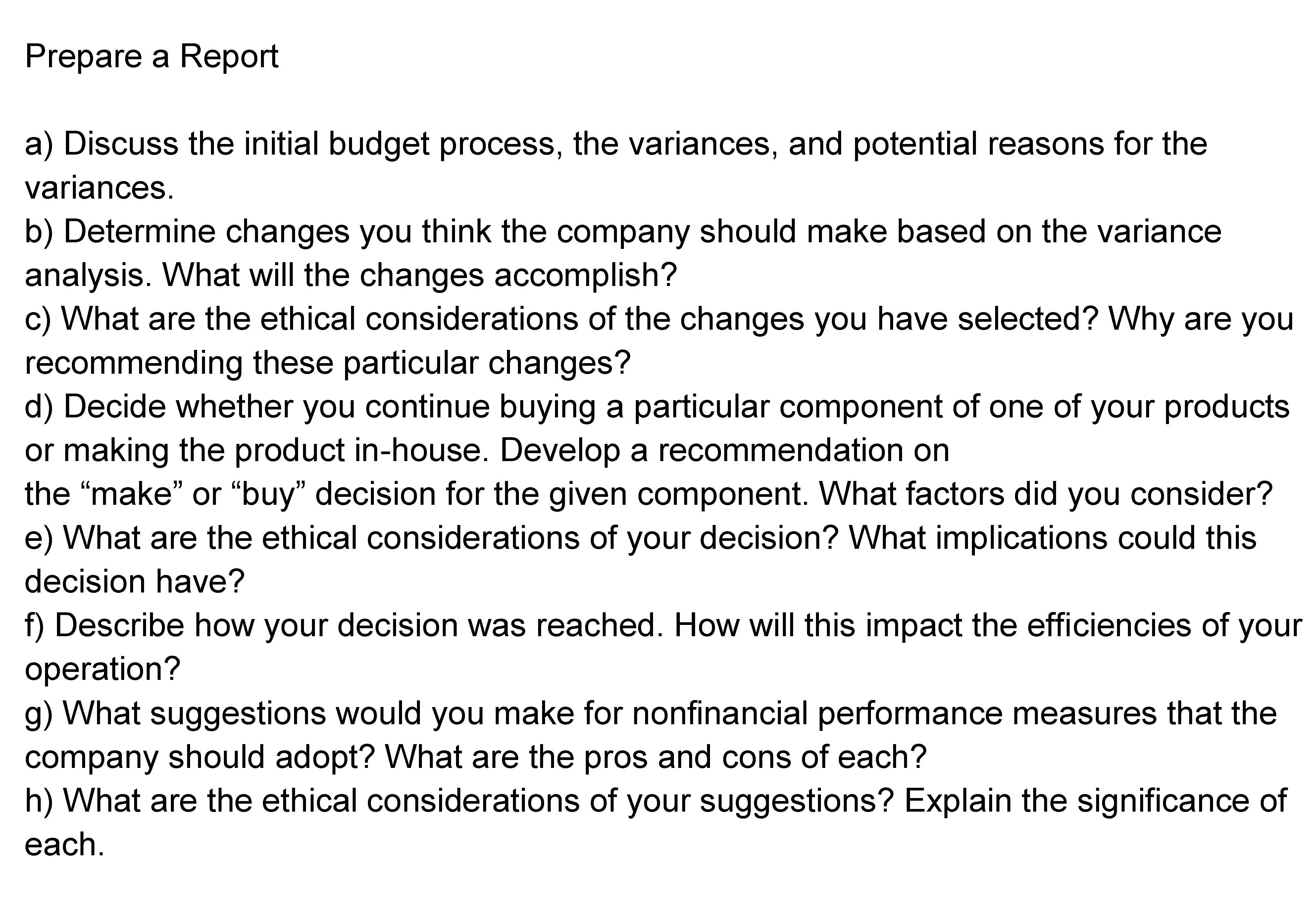 Peyton Approved Budget Discussion (780 words)