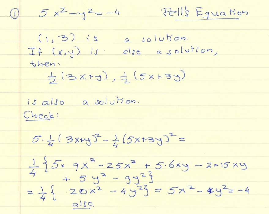 Pell's Equation and Degenerate Lucas Sequences