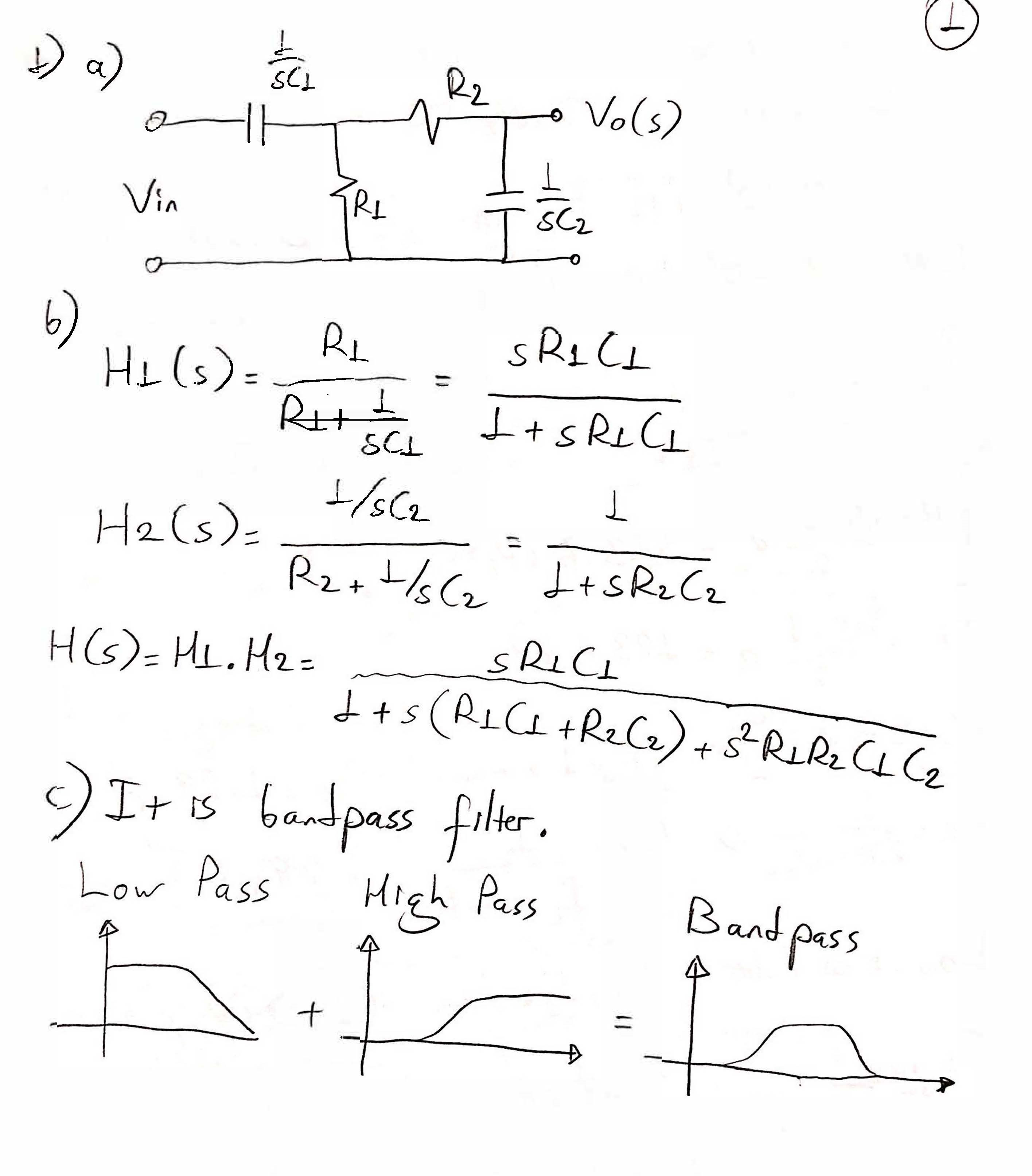 Circuit Analysis Problems