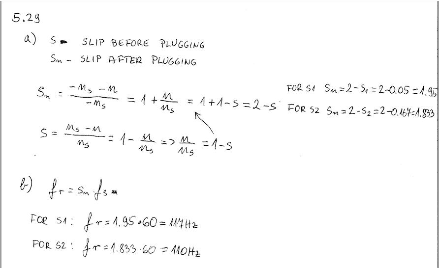 Electrical Engineering Questions