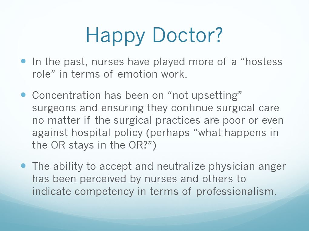Role of a Master's-Prepared Nurse in the Healthcare Environment (15 slides)