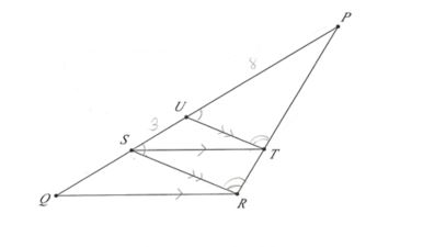 Triangle Problems: Using Side Splitter Theorem
