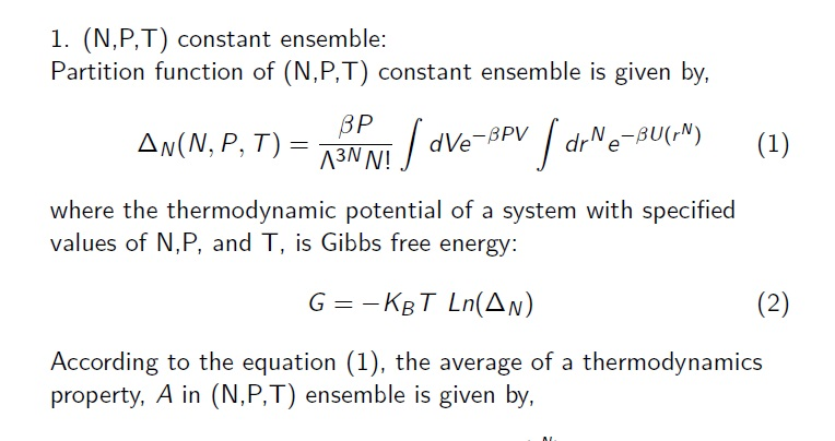 Monte Carlo Simulation of Hard Sphere Particles in (N, P, T) Constant Ensemble