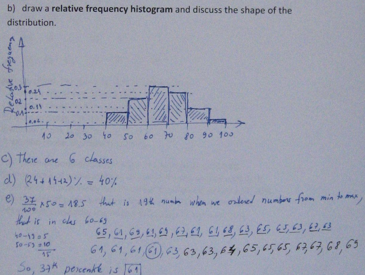Mathematics-Statistics: 11 Questions And Their Solutions