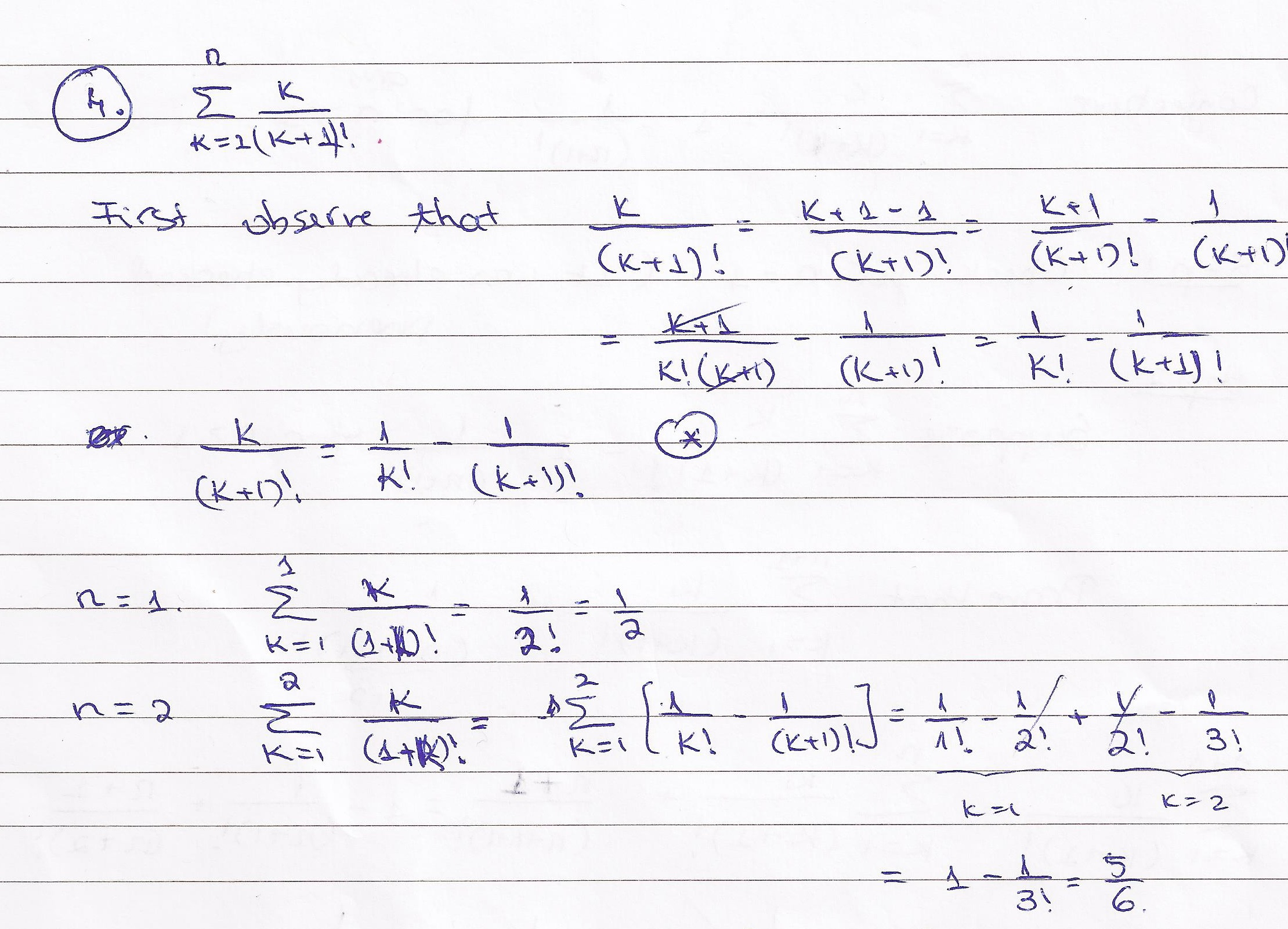 Discrete Math Problems and Solutions