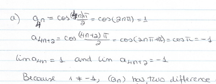 Real Analysis Question and It's Solution