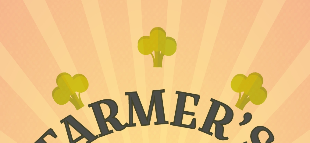 Graphic Design Project - Produce / Farmer's Market Fare and Specifications