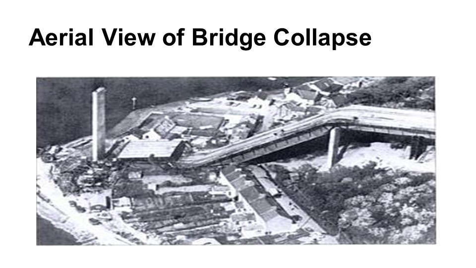Milford Haven Bridge Collapse: Ethics in Engineering (16 slides)