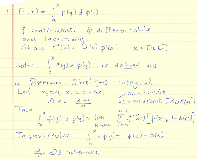 Integral Proofs