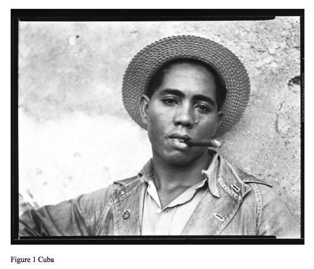 Primary Source Analysis: Photographs of Puerto Rico, Dominican Republic, and Cuba (500 words)