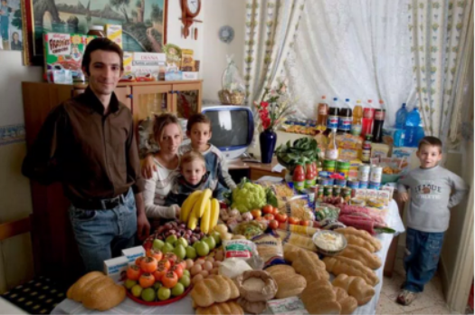 What The World Eats – The Manzo Family From Sicily