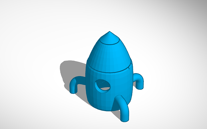 TinkerCAD Project - 3D Digital Design