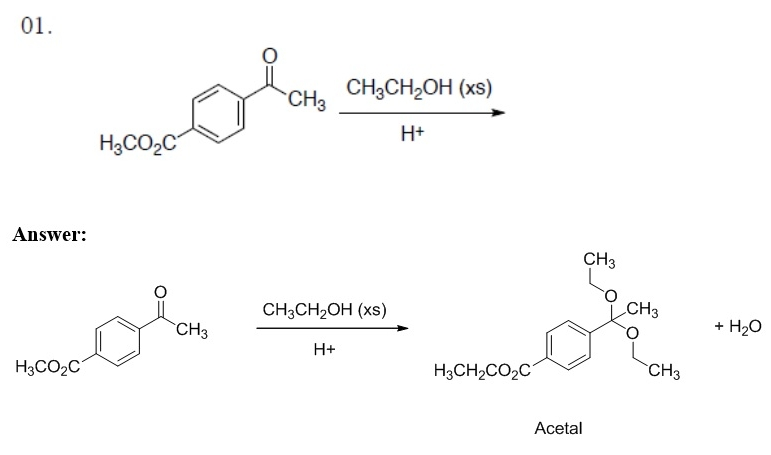 Organic Chemistry Questions