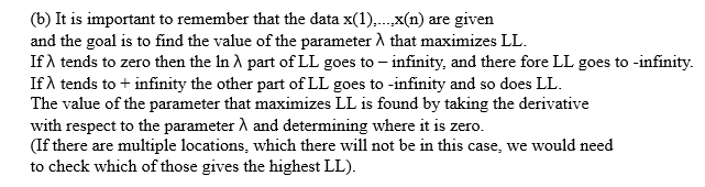 Exponential Density Question