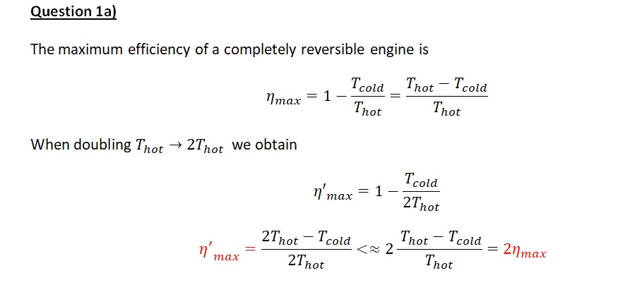 Carnot Heat Engine