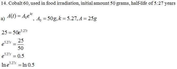 Radioactive Isotope Decay Problem
