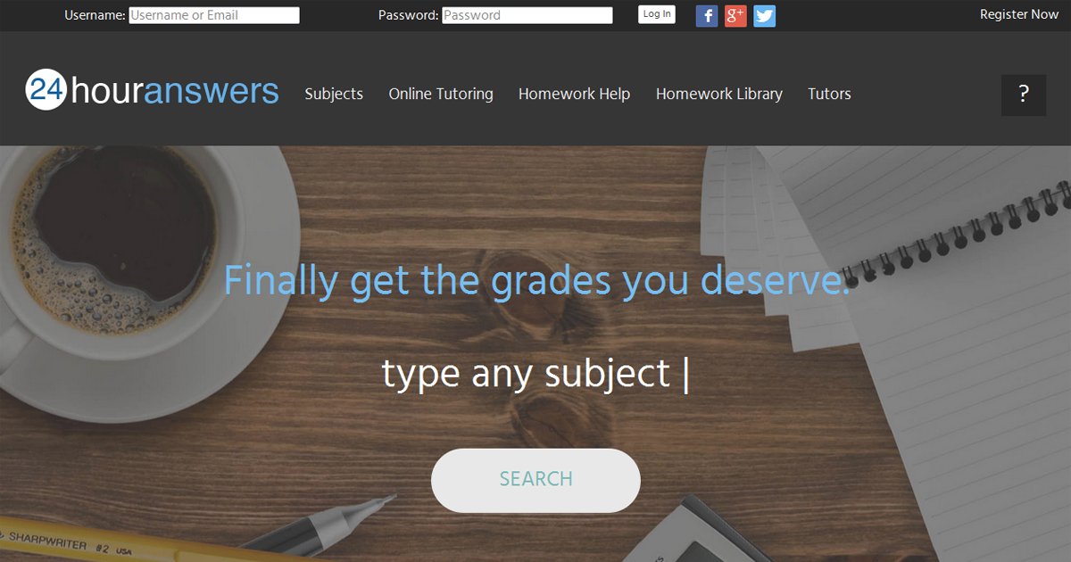 online tutoring college homework help by professional tutors